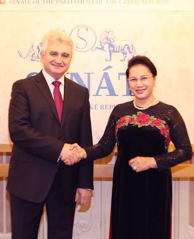 Czech Republic a prioritised partner of Vietnam