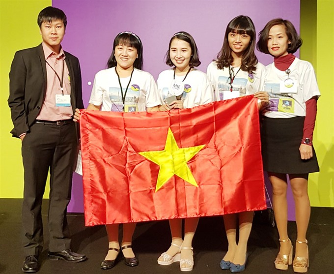 Vietnamese teachers win awards at international education forum, social news, vietnamnet bridge, english news, Vietnam news, news Vietnam, vietnamnet news, Vietnam net news, Vietnam latest news, vn news, Vietnam breaking news