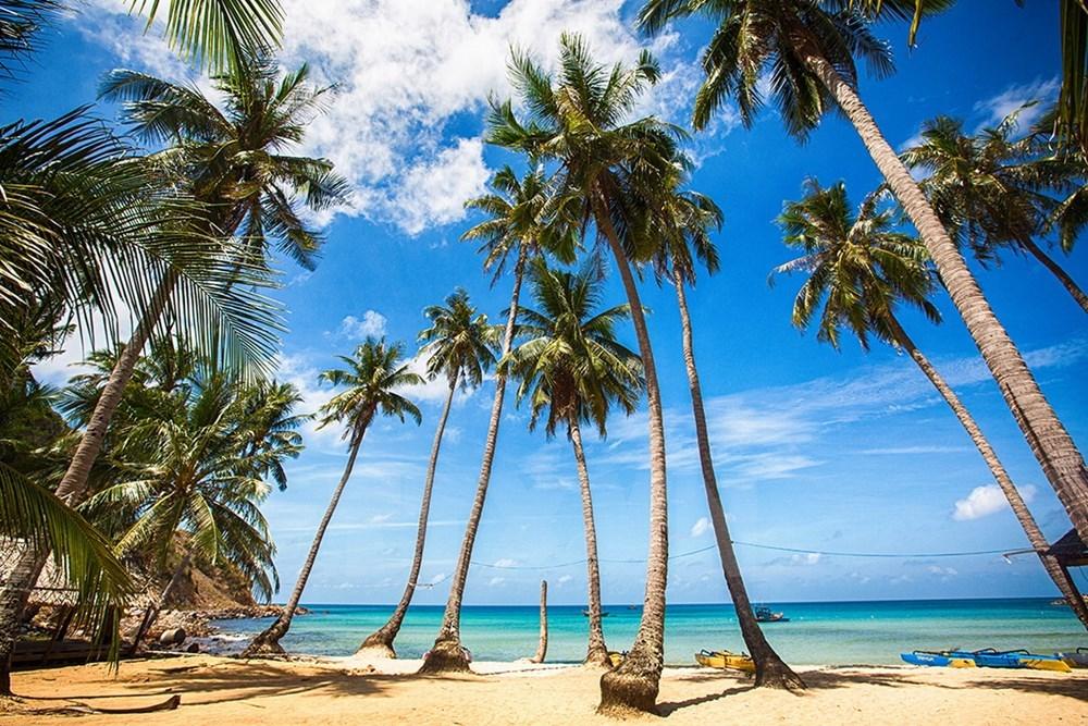 Nam Du islands hot destination for summer