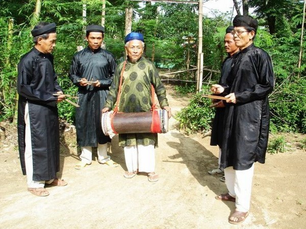 """Sac bua"" singing recognised as national intangible cultural heritage, entertainment events, entertainment news, entertainment activities, what's on, Vietnam culture, Vietnam tradition, vn news, Vietnam beauty, news Vietnam, Vietnam news, Vietnam net news"