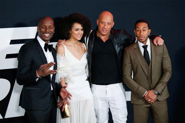 'Fate of the Furious', record-setting global debut