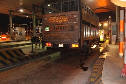 Dong Nai: Police officer run over, killed by truck