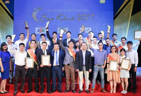 Awards given to top IT products, IT news, sci-tech news, vietnamnet bridge, english news, Vietnam news, news Vietnam, vietnamnet news, Vietnam net news, Vietnam latest news, Vietnam breaking news, vn news