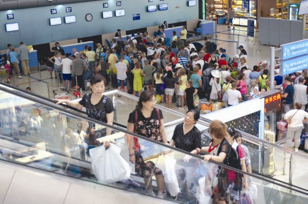 """VND0 tours"" for Chinese travelers: how to stop them"
