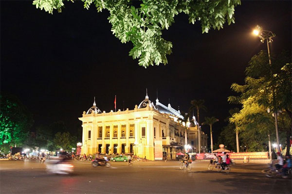 Hanoi Opera House to radiate new cultural space