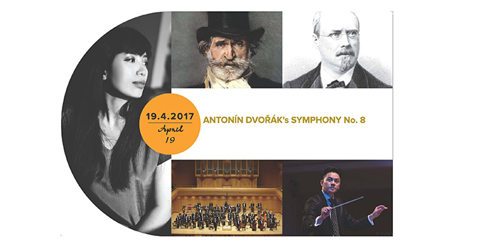 Dvořák's Symphony No. 8 to be performed in HCM City