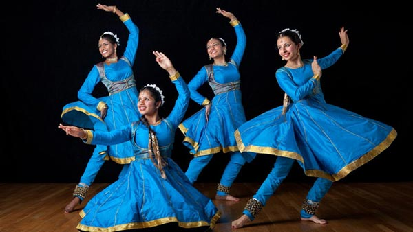 types of indian dance