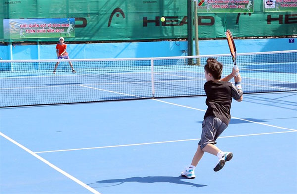 National Men's Tennis Championship, athletes, Vietnam economy, Vietnamnet bridge, English news about Vietnam, Vietnam news, news about Vietnam, English news, Vietnamnet news, latest news on Vietnam, Vietnam