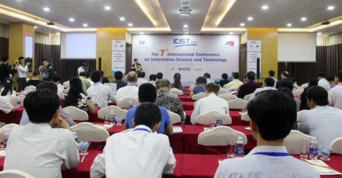 Da Nang hosts int'l conference on information technology, IT news, sci-tech news, vietnamnet bridge, english news, Vietnam news, news Vietnam, vietnamnet news, Vietnam net news, Vietnam latest news, Vietnam breaking news, vn news