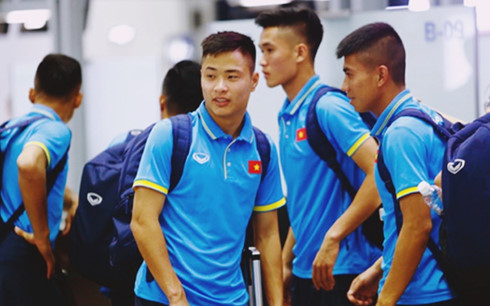 Vietnam U20 arrives in Germany for training camp, Sports news, football, Vietnam sports, vietnamnet bridge, english news, Vietnam news, news Vietnam, vietnamnet news, Vietnam net news, Vietnam latest news, vn news, Vietnam breaking news