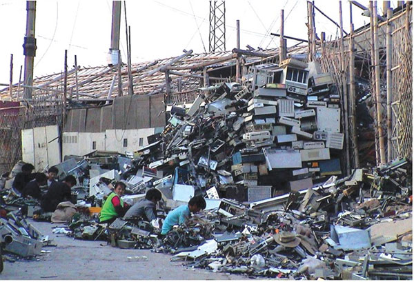 Imported scrap steel, serious environmental threat, Vietnam economy, Vietnamnet bridge, English news about Vietnam, Vietnam news, news about Vietnam, English news, Vietnamnet news, latest news on Vietnam, Vietnam