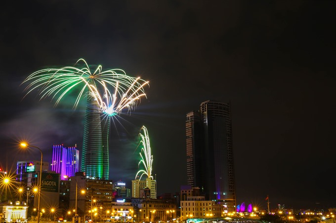 HCM City gets ready to party