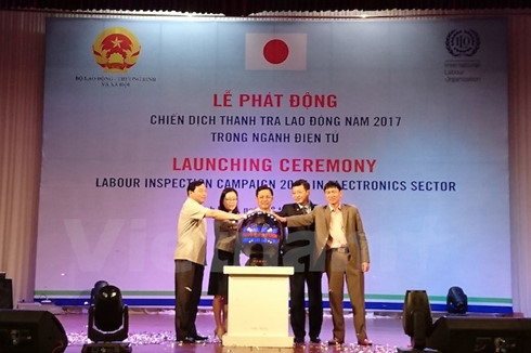 Labour inspection campaign in electronic sector launched, Competition on Vietnam-Laos relations history launched, HCM City orders improved emergency treatment, Assistance offered to more than 30 million children