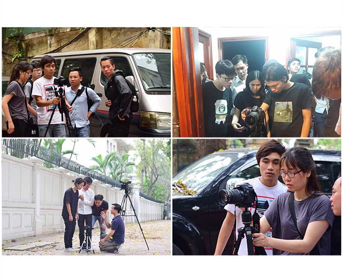Free filmmaking workshop in Hanoi , entertainment events, entertainment news, entertainment activities, what's on, Vietnam culture, Vietnam tradition, vn news, Vietnam beauty, news Vietnam, Vietnam news, Vietnam net news, vietnamnet news, vietnamnet bridg
