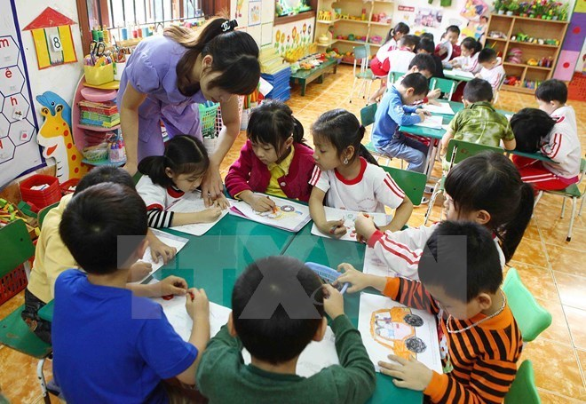 Vietnam makes strides in child education, social news, vietnamnet bridge, english news, Vietnam news, news Vietnam, vietnamnet news, Vietnam net news, Vietnam latest news, vn news, Vietnam breaking news