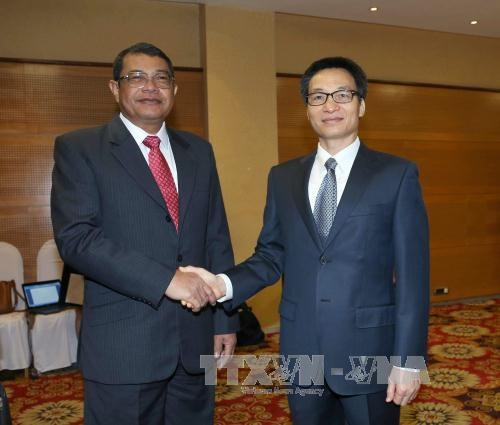 Vietnam, Cambodia step up cooperation in fight against drugs, Government news, Vietnam breaking news, politic news, vietnamnet bridge, english news, Vietnam news, news Vietnam, vietnamnet news, Vietnam net news, Vietnam latest news, vn news