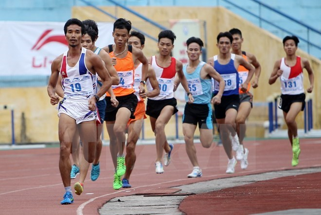 Vietnam aims for at least 49 golds at SEA Games 29, Sports news, football, Vietnam sports, vietnamnet bridge, english news, Vietnam news, news Vietnam, vietnamnet news, Vietnam net news, Vietnam latest news, vn news, Vietnam breaking news