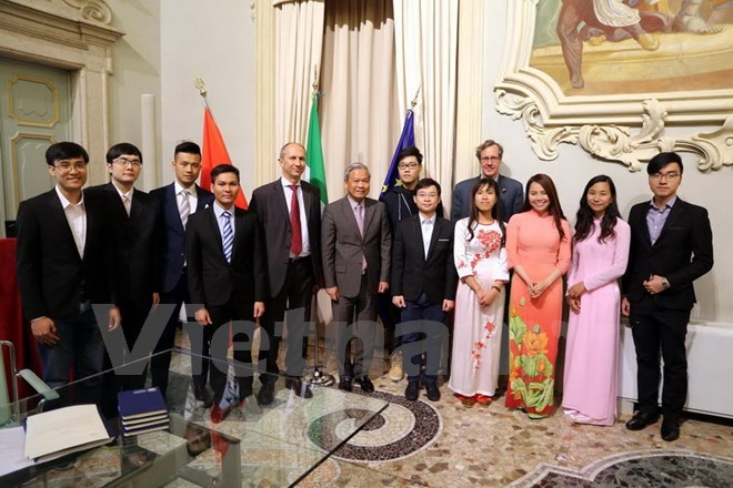 Italian University of Brescia willing to receive Vietnamese students
