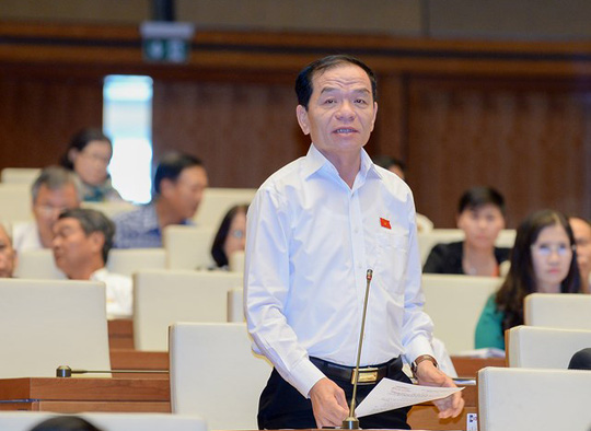 NA deputies urge Hanoi chairman to meet people involved in land dispute, social news, vietnamnet bridge, english news, Vietnam news, news Vietnam, vietnamnet news, Vietnam net news, Vietnam latest news, vn news, Vietnam breaking news