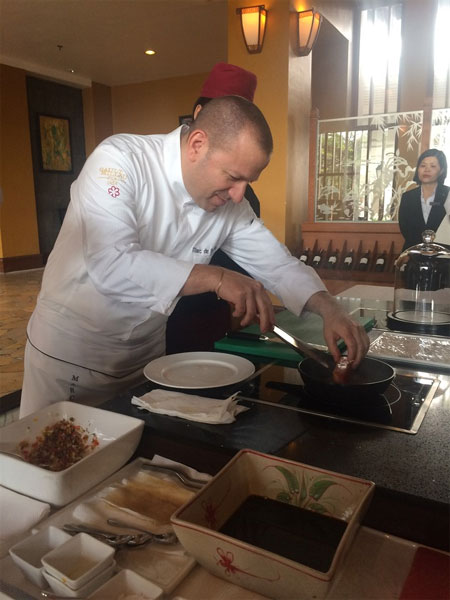 Vietnamese cuisine, Michelin star chefs, serving French cuisine, Vietnam economy, Vietnamnet bridge, English news about Vietnam, Vietnam news, news about Vietnam, English news, Vietnamnet news, latest news on Vietnam, Vietnam
