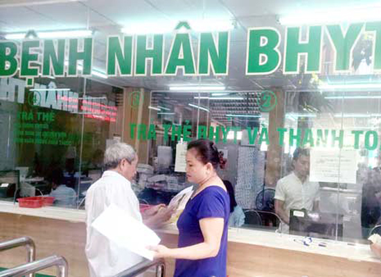 New medical fee applied for uninsured patients since June 1, social news, vietnamnet bridge, english news, Vietnam news, news Vietnam, vietnamnet news, Vietnam net news, Vietnam latest news, vn news, Vietnam breaking news