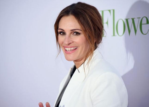 Julia Roberts, People's 'most beautiful', record fifth time