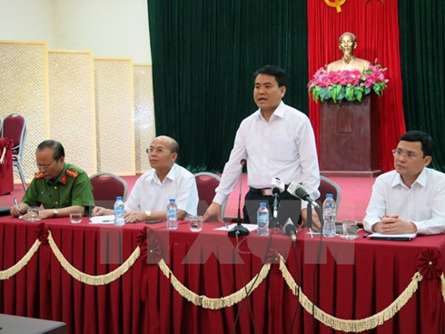 Land issue to be thoroughly inspected: Hanoi mayor, social news, vietnamnet bridge, english news, Vietnam news, news Vietnam, vietnamnet news, Vietnam net news, Vietnam latest news, vn news, Vietnam breaking news