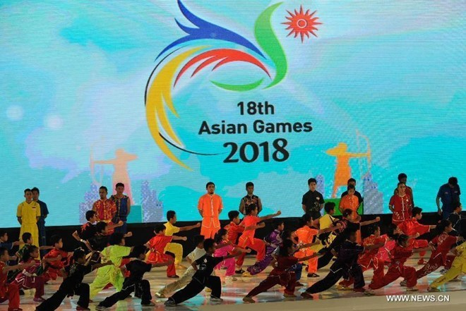 Asian Games 2018 to feature 39 sports, Sports news, football, Vietnam sports, vietnamnet bridge, english news, Vietnam news, news Vietnam, vietnamnet news, Vietnam net news, Vietnam latest news, vn news, Vietnam breaking news