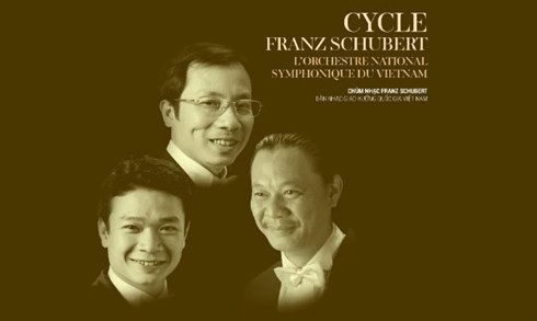 An evening of music by Franz Schubert coming to Hanoi