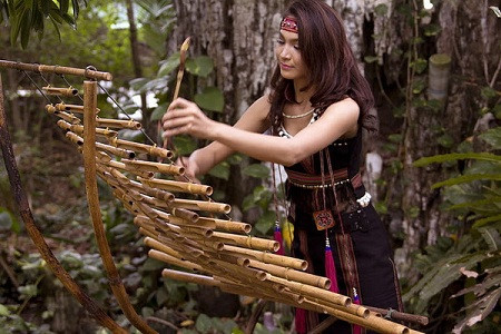 Bamboo musical instruments in Vietnam, entertainment events, entertainment news, entertainment activities, what's on, Vietnam culture, Vietnam tradition, vn news, Vietnam beauty, news Vietnam, Vietnam news, Vietnam net news, vietnamnet news, vietnamnet br