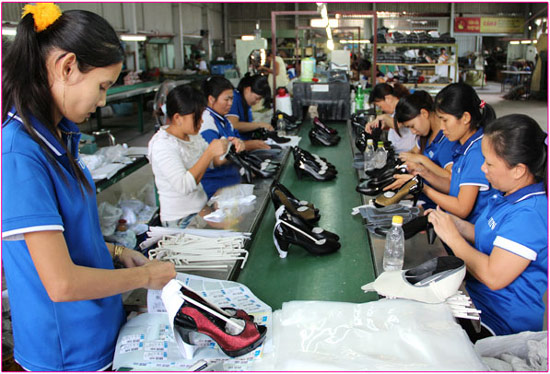 vietnam economy, business news, vn news, vietnamnet bridge, english news, Vietnam news, news Vietnam, vietnamnet news, vn news, Vietnam net news, Vietnam latest news, Vietnam breaking news, footwear, Lefaso, home market