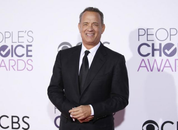 Tom Hanks jokes Twitter CEO inspired his character in 'The Circle'