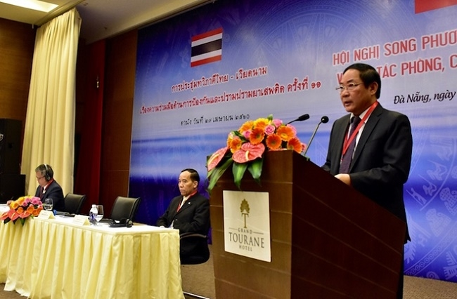 Vietnam, Thailand strengthen ties in drug prevention and control, Government news, Vietnam breaking news, politic news, vietnamnet bridge, english news, Vietnam news, news Vietnam, vietnamnet news, Vietnam net news, Vietnam latest news, vn news