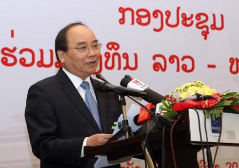 PM's visit set to boost special Vietnam-Laos relations, Government news, Vietnam breaking news, politic news, vietnamnet bridge, english news, Vietnam news, news Vietnam, vietnamnet news, Vietnam net news, Vietnam latest news, vn news