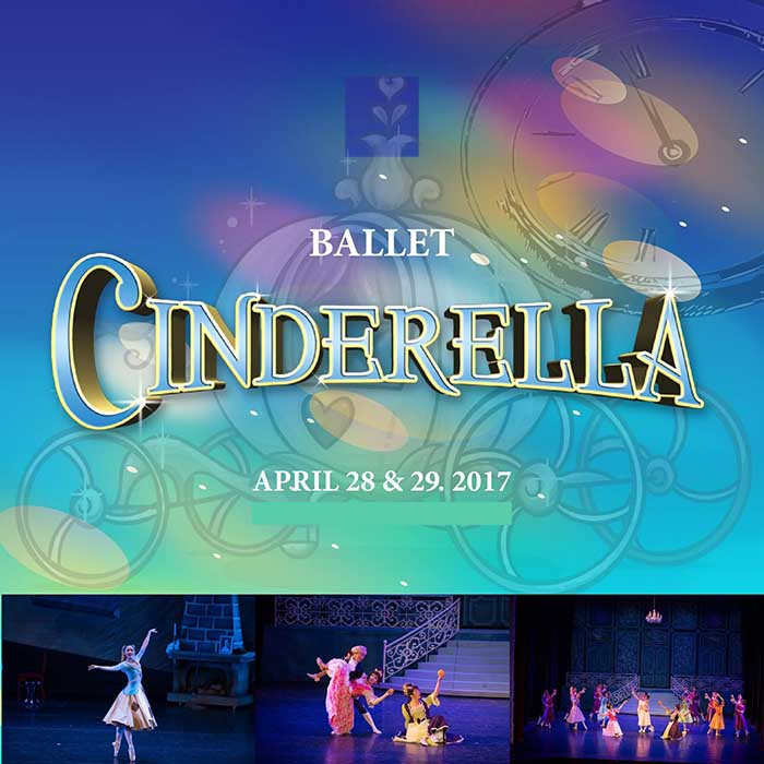 """Cinderella"" ballet performance in HCM City this weekend"