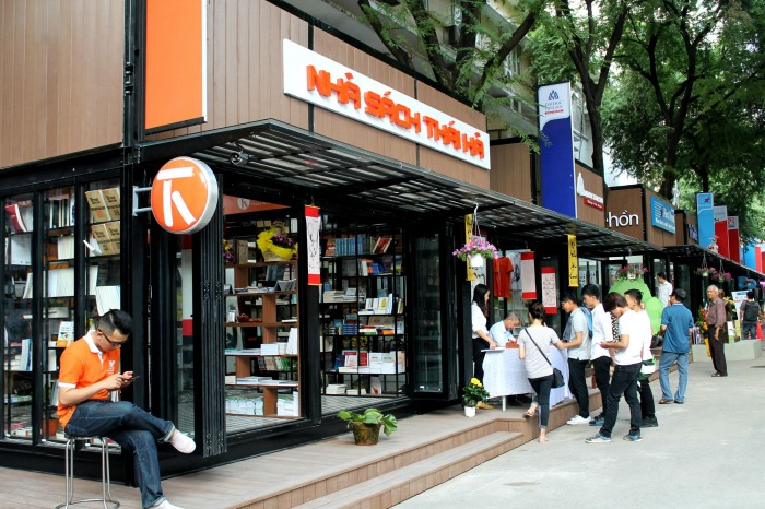 HCM City offers inspiring space for bookworms