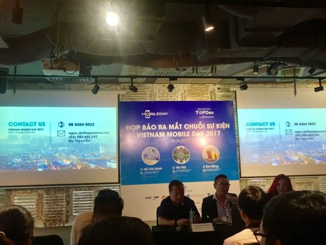 Vietnam Mobile Day 2017 on horizon