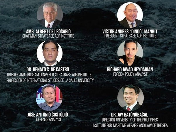 Seminar talks East Sea in the Philippines, Government news, Vietnam breaking news, politic news, vietnamnet bridge, english news, Vietnam news, news Vietnam, vietnamnet news, Vietnam net news, Vietnam latest news, vn news