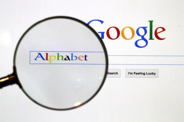 Google parent Alphabet's profit up 29 percent on strong ad sales