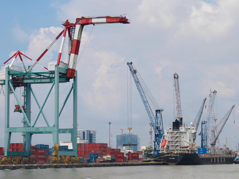 vietnam shipping industry This research will analyze vietnam logistics industry through models such as porter's five forces, pestle analysis and product life cycle to introduce.