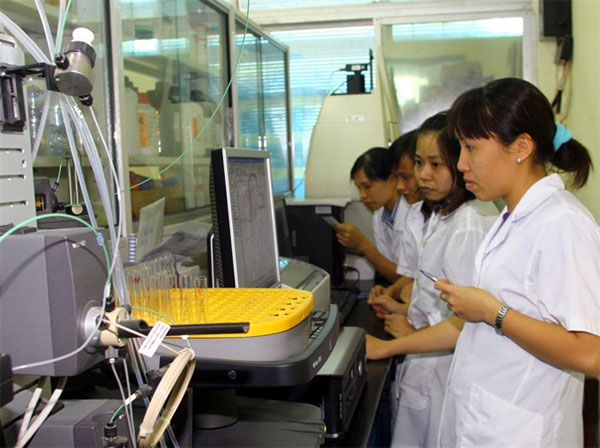Natural Science University Viet Nam