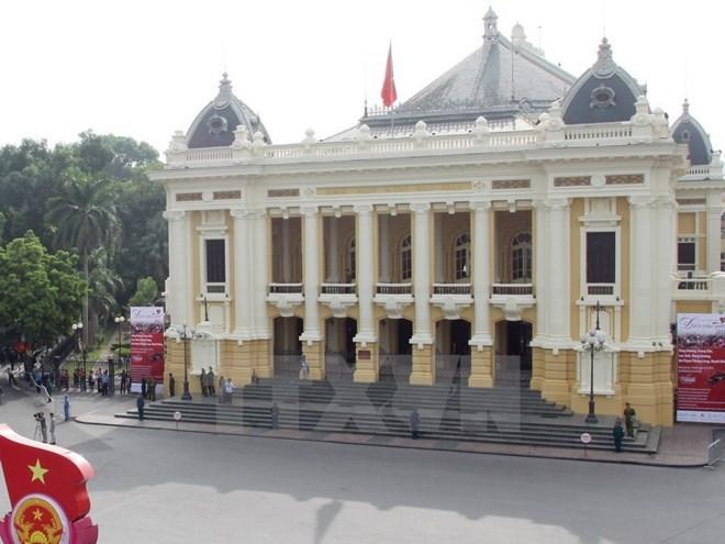Hanoi Opera House prepares to welcome visitors this June, travel news, Vietnam guide, Vietnam airlines, Vietnam tour, tour Vietnam, Hanoi, ho chi minh city, Saigon, travelling to Vietnam, Vietnam travelling, Vietnam travel, vn news