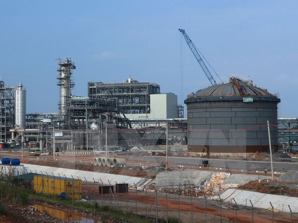 Nghi Son Refinery permitted to release waste water