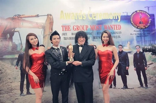 Vietnam's Got Talent,  Vietnamese magician, win international award, Vietnam economy, Vietnamnet bridge, English news about Vietnam, Vietnam news, news about Vietnam, English news, Vietnamnet news, latest news on Vietnam, Vietnam