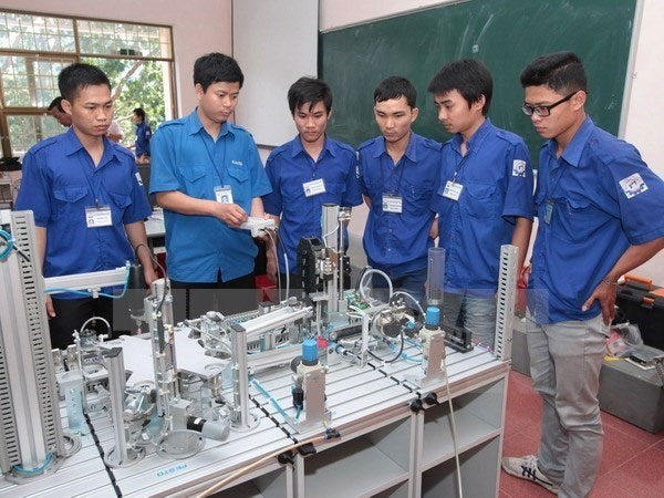 Vocational educators, reduce skills gap, Vietnam economy, Vietnamnet bridge, English news about Vietnam, Vietnam news, news about Vietnam, English news, Vietnamnet news, latest news on Vietnam, Vietnam