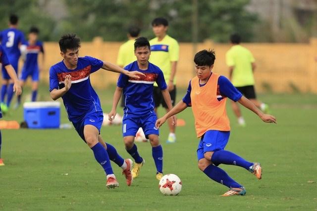 Vietnam U20 football team gear up for World Cup