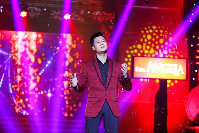 Pop star Quang Dung releases French music album, entertainment events, entertainment news, entertainment activities, what's on, Vietnam culture, Vietnam tradition, vn news, Vietnam beauty, news Vietnam, Vietnam news, Vietnam net news, vietnamnet news, vie