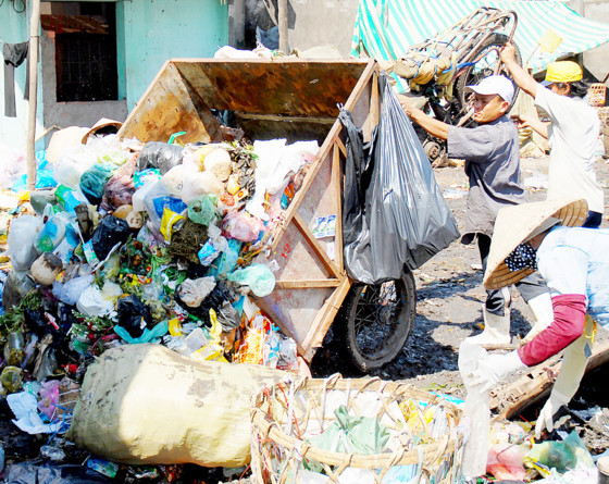 Environmental pollution: concerning issue in HCM City, environmental news, sci-tech news, vietnamnet bridge, english news, Vietnam news, news Vietnam, vietnamnet news, Vietnam net news, Vietnam latest news, Vietnam breaking news, vn news
