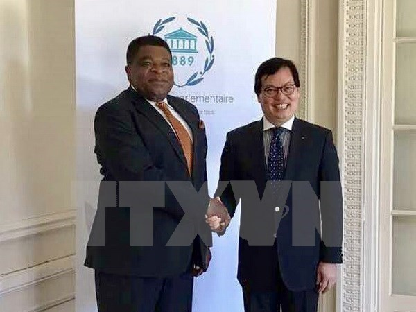 Vietnam Mission to Geneva contributes to IPU symposium preparations, Government news, Vietnam breaking news, politic news, vietnamnet bridge, english news, Vietnam news, news Vietnam, vietnamnet news, Vietnam net news, Vietnam latest news, vn news