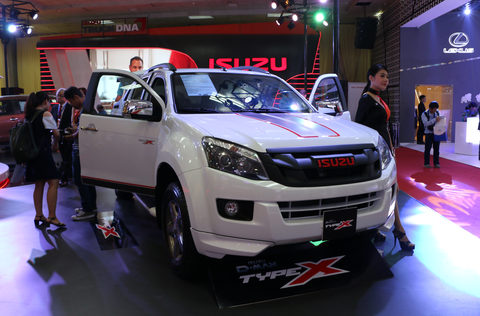 Price of pick-up trucks in VN predicted to soar next year